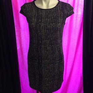 Dorothy Perkins 60s inspired shift dress size 8
